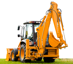 VISTA safety training products for tractor loader backhoes