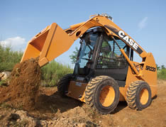 VISTA safety training products for skid steer loaders