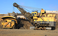 VISTA safety training products for mining shovels