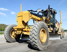 Motor Grader Safety Training Vista Training Inc