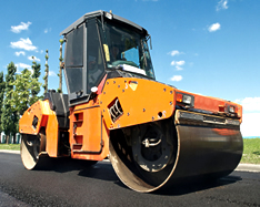 VISTA safety training products for roller compactors