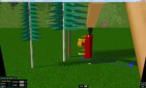 forestry harvester simulator