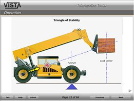 Silver Series: Telehandler - Basic Operation & Safety