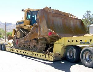 VISTA transporting construction equipment instructor kit