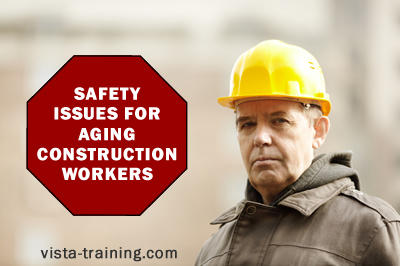 Safety issues for older construction workers