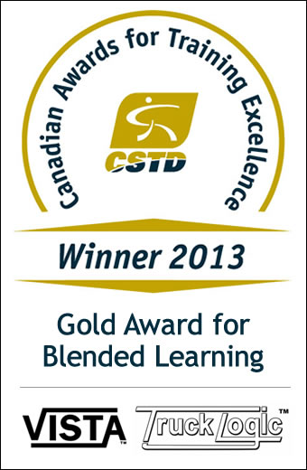 CSTD Blended Learning Award
