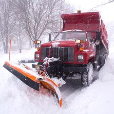 These training products promote the safe operation of snow plows