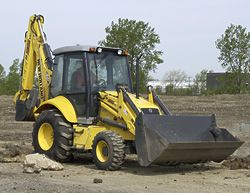 VISTA backhoe loader instructor kit