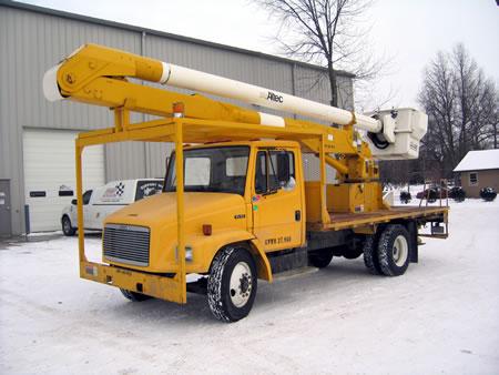 VISTA bucket truck instructor kit