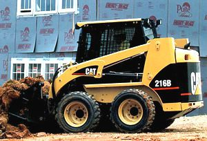 VISTA skid steer loader instructor kit