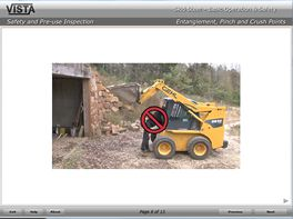 Silver Series: Skid Steer Loader - Operation & Safety