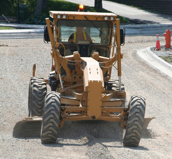 Motor grader training programs and resources