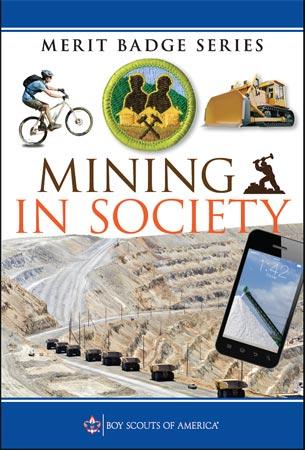 Mining in Society Merit Badge - workforce development